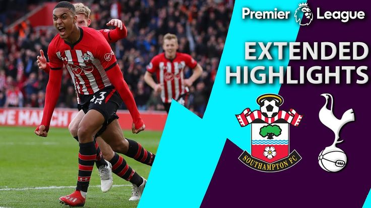 Southampton v. Tottenham PREMIER LEAGUE EXTENDED