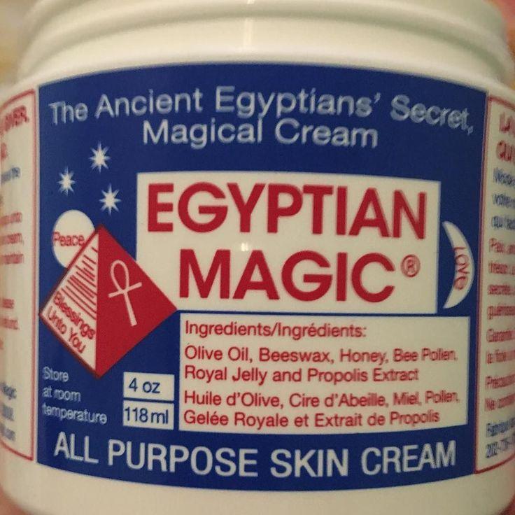 Dragoste la prima aplicare #egyptianmagic #beewax #bodycream