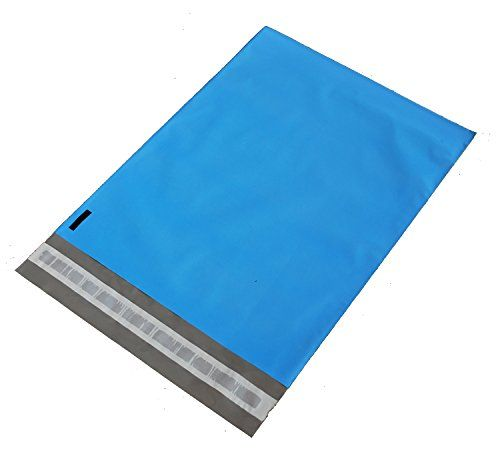 $11.95 for 100 10x13 BLUE Poly Mailers Shipping Envelopes Bags By ValueMailers on Amazon.com  https://www.amazon.com/dp/B010TT2M70/ref=cm_sw_r_pi_dp_x_HES-xb1HJDJ0P
