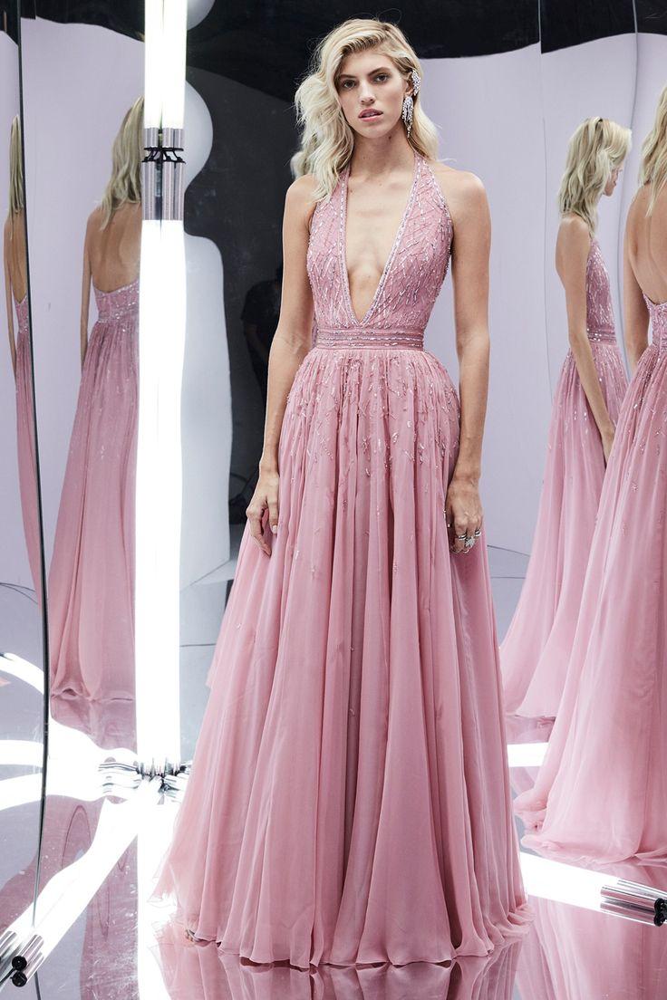 Mejores 253 imágenes de Dresses en Pinterest | 50 años, Alta costura ...
