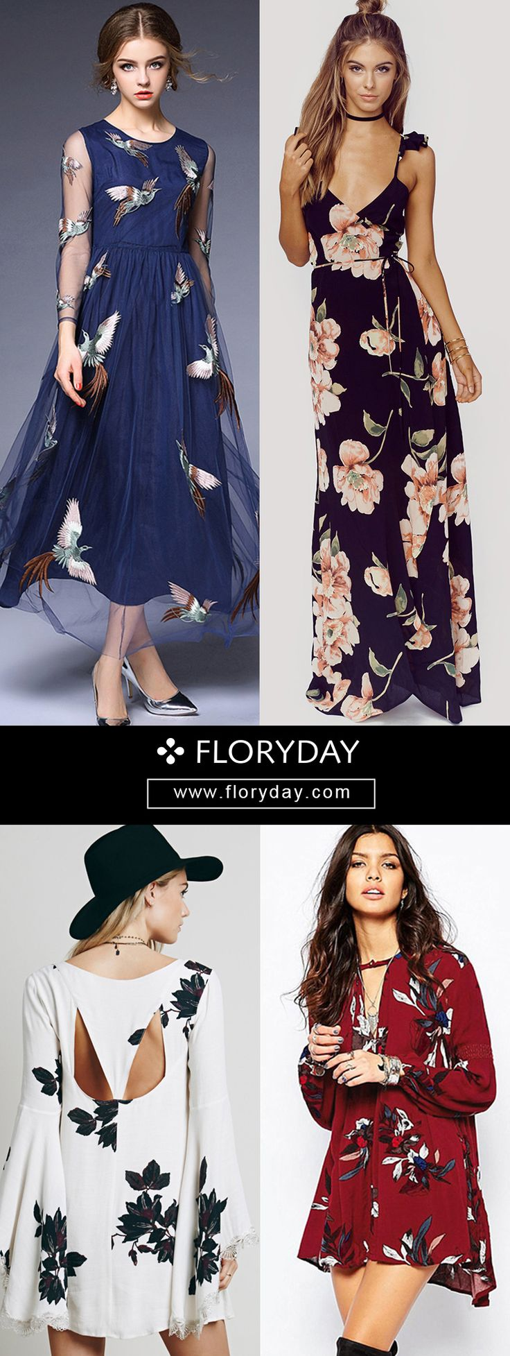 Latest Womens Fashion Clothing Dresses: Shop The Latest Trends In Women's Clothing At Floryday