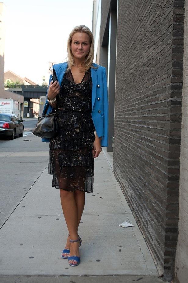 New York S/S 2012, ELLEuk.com: S S 2012, Fashion Week, York S S, Street Styles, Elleuk Com, British Elle, New York, September Fashion, Celebrity Styles