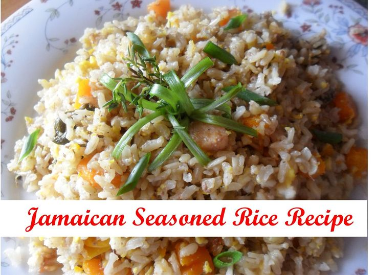 one pot meals jamaican seasoned rice recipe with ackee in