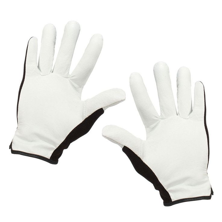 Pigskin Leather Working Glove Coat Leather Gardening Gloves Mechanic Work Gloves M L XL For Works. Click visit to buy