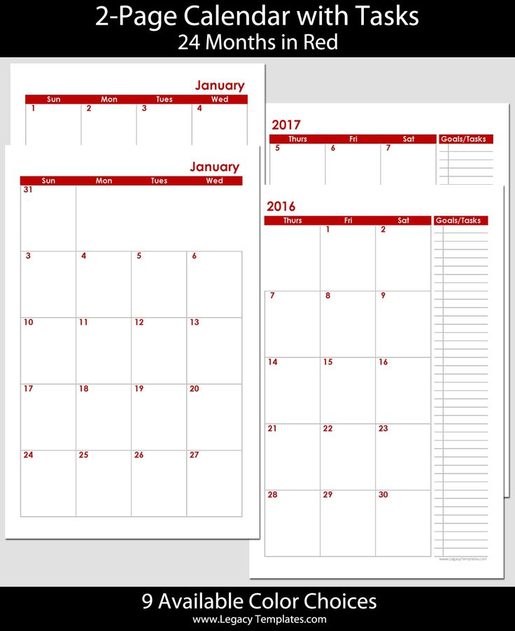 17 best images about calendars on pinterest calendar for Usable calendar template
