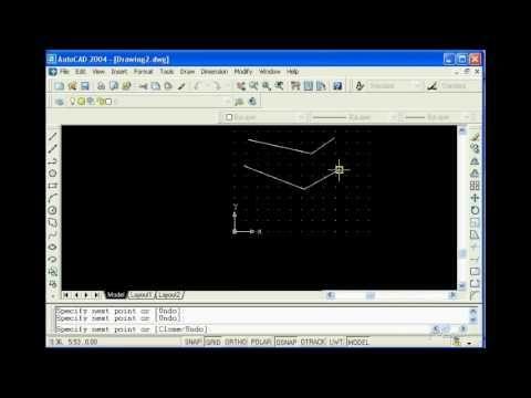 Belajar AutoCAD Khusus Pemula yang pada kesempatan kali ini anda akan belajar bagaimana memlih serta menseting besar dan bentuk garis pada autocad yang dapat...
