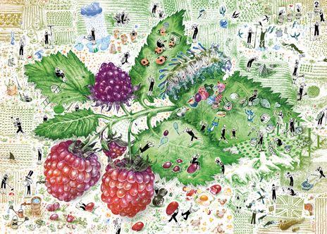 Un grand jardin - Gilles Clément & Vincent Gravé