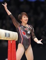 「体操女子 村上」の画像検索結果 #Gymnastics #Leotard