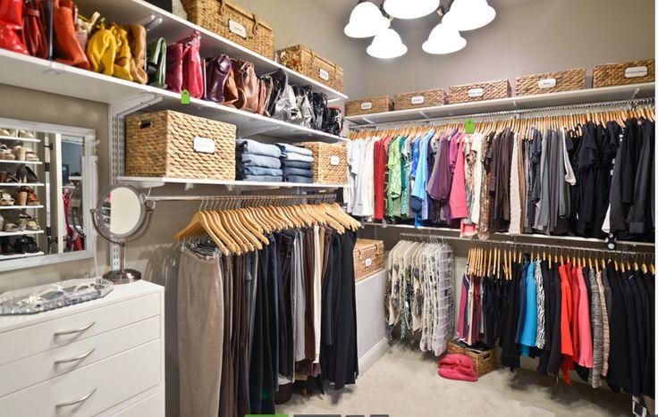 Quando arriva la nuova stagione facciamo di tutto per posticipare il cambio del contenuto dell'armadio. C'è chi farebbe di tutto per avere un armadio enorme dove unire gli indumenti di tutto l'anno.