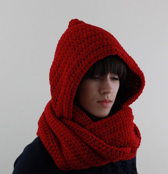 16 best images about crochet infinity scarf hooded on