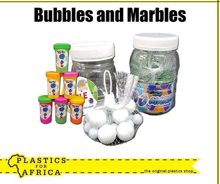 Enjoy hours of fun with these awesome bubbles and marbles. Available at #PlasticsForAfrica. #SchoolHolidays