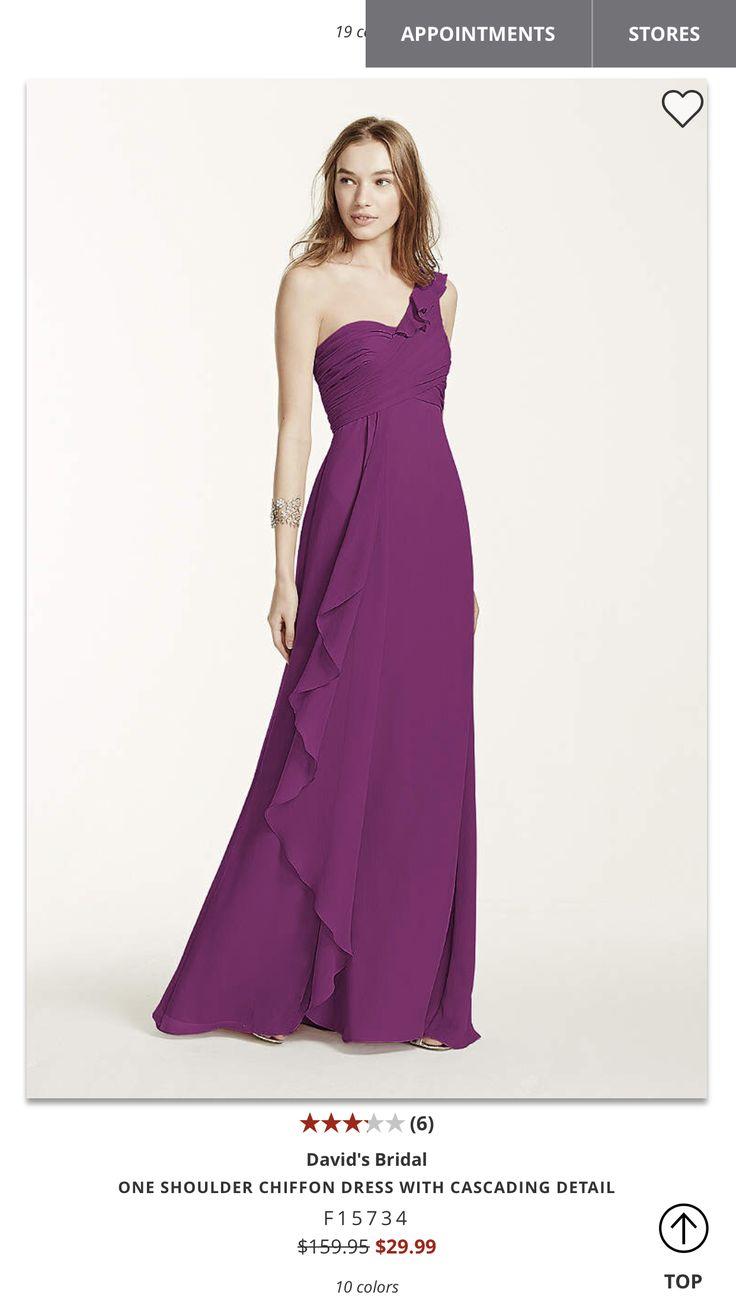 Bonito Malibu Vestidos De Dama De Honor Azul Componente - Vestido de ...