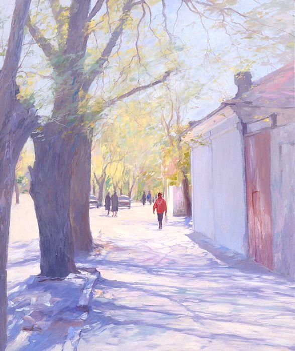 """""""Spring"""" by Peter Bezrukov"""