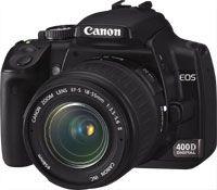 Canon EOS 400 D - Mon premier reflex numérique, acheté en 2007 avant de partir en Corse.