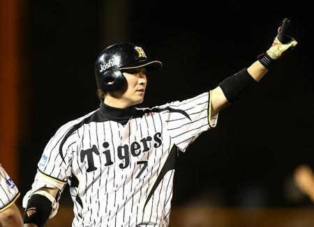 Tsuyoshi Nishioka (Hanshin Tigers)