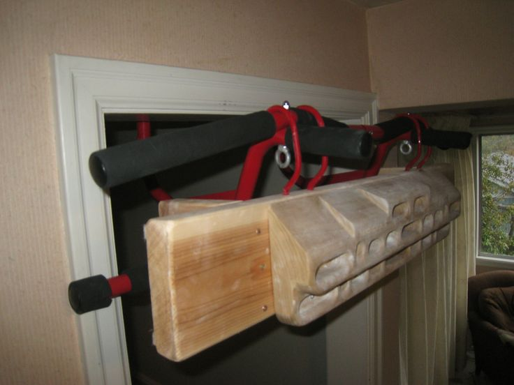 Mounting A Hangboard Without Drilling Holes In Your Wall