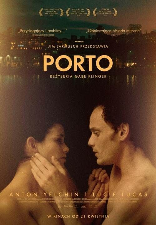 Porto (2016) - W kinach od 21 kwietnia, plakat - Film PL