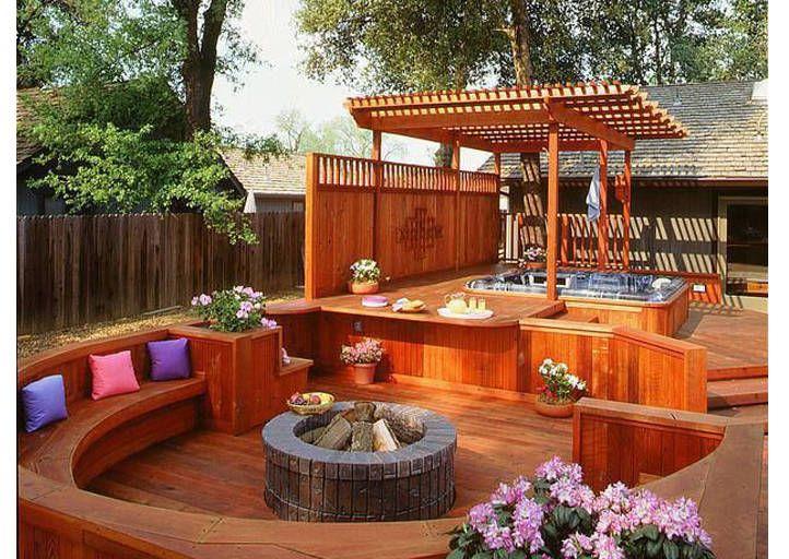 Terasa - Lauko terasa su baseinu | Domoplius.lt