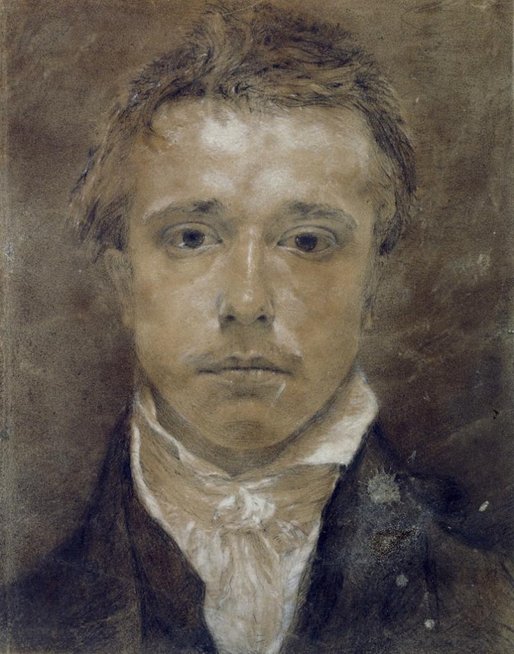Samuel Palmer, Self-Portrait, c.1820s