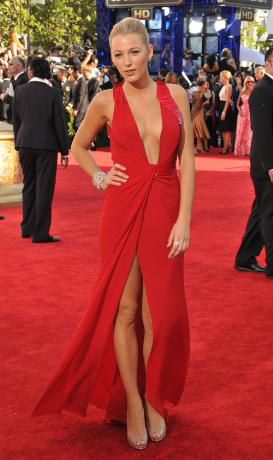 Rock your red carpet like Blake Lively