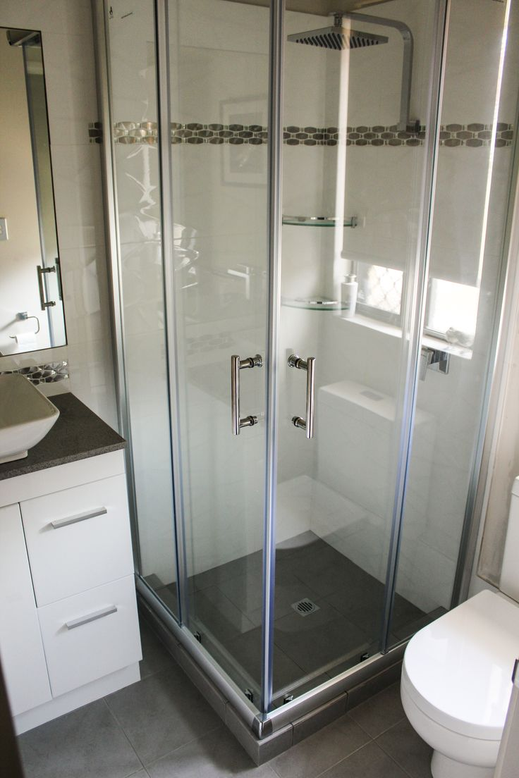 Torquay Square Sliding Shower Screen 900 x 900 Bathroom Renovations  Thornlie Bathroom Renovators Thornlie