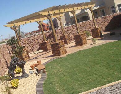 El Paso Landscape Contractor | Landscape designs/Ideas/ front yard and backyard etc ...