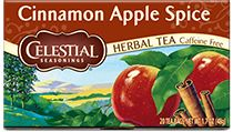 Click here to purchase Cinnamon Apple Spice Herbal Tea