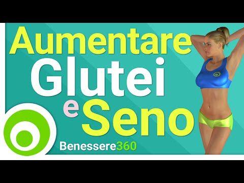 Aumentare i Glutei ed il Seno con 5 Minuti di Esercizi Giornalieri - YouTube