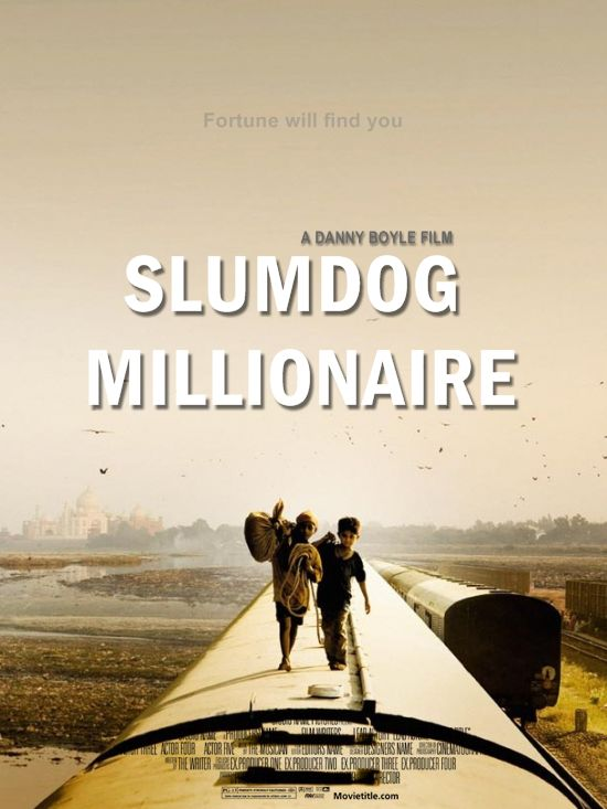 slumdog millionaire movie analysis The film slumdog millionaire follows jamal malik, a young man who achieves the  full prize  finally, i perform an analysis of slumdog as a production, tracing its.