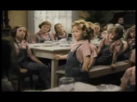 Shirley Temple - Animal Crackers in My Soup - YouTube 1935