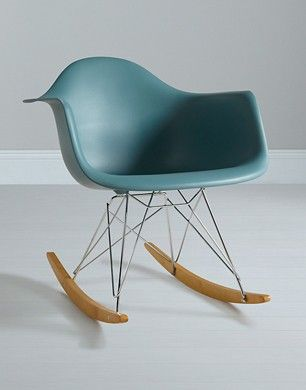 Eames Rocking Chair... THIS colour!