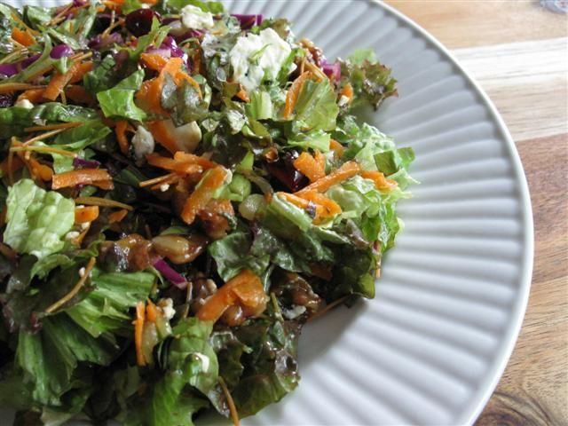 Outback Steakhouse Bleu Cheese Chopped Salad