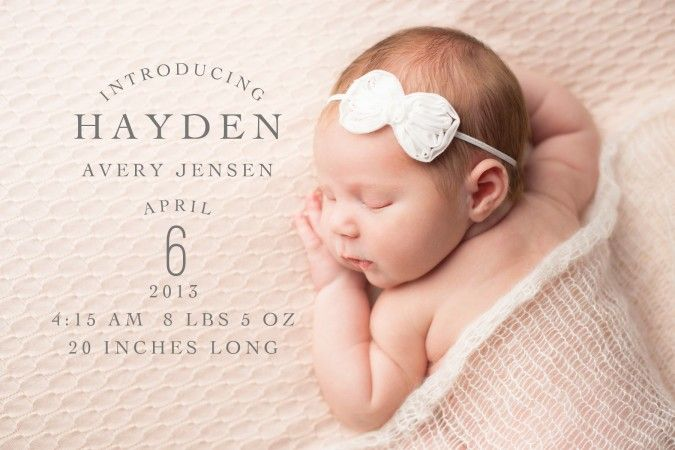 Newborn Elements and Overlays by Jamie Schultz Designs