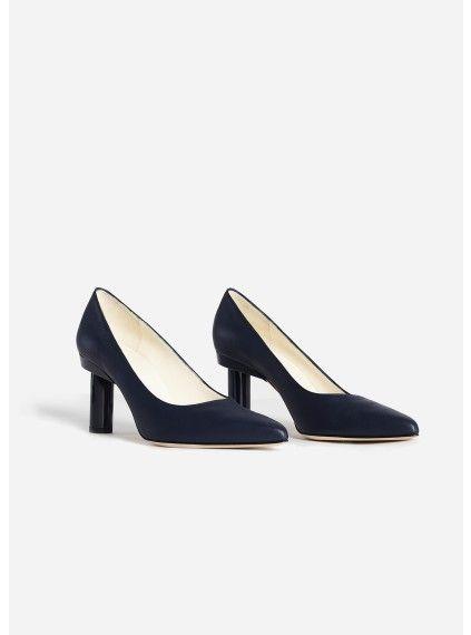 c996d71e331 Glove Leather Heel