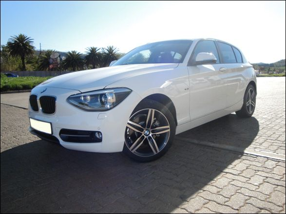 The F20 BMW 1 Series. There's 1 For Everyone. Check Out This Link For More On This Car.