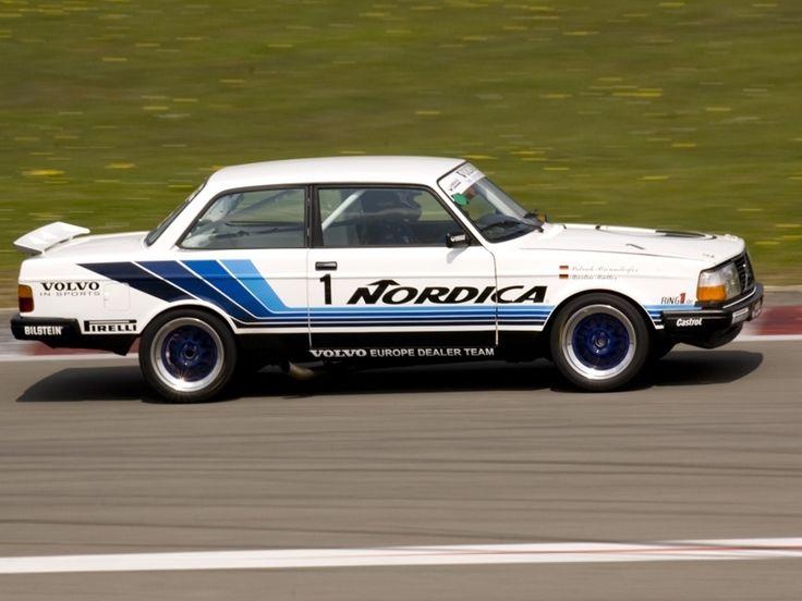 Volvo Race Car Racing Cars Rally Pinterest