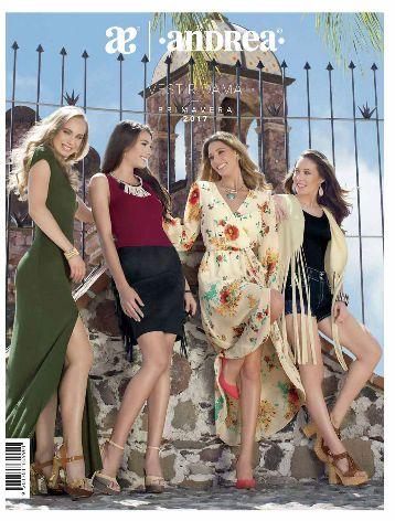 Catalogo Andrea Vestir Primavera Verano 2017