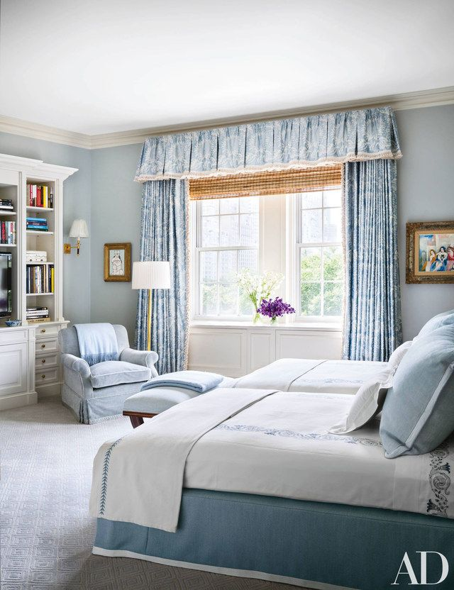 How to Decorate with Twin Beds 86