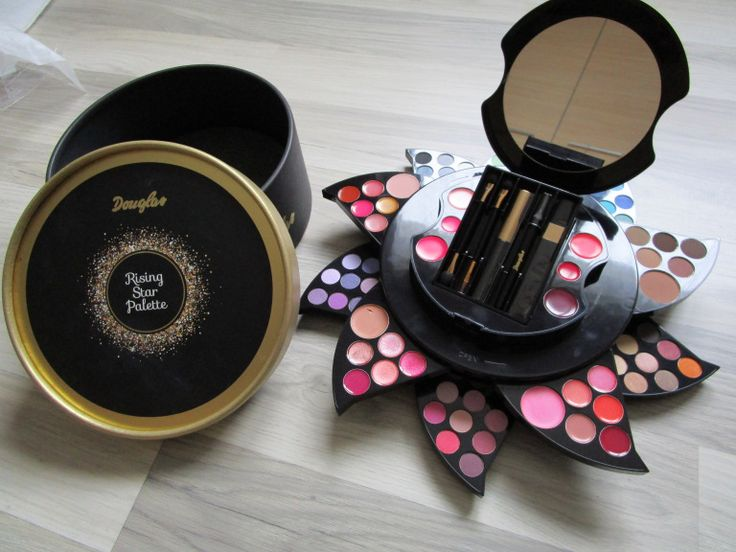 coffret maquillage rising star palette