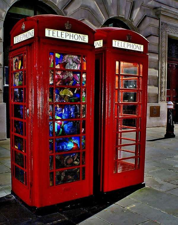 53 best OLD PHONE BOOTHS images on Pinterest | Telephone, Old ...