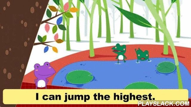 English Book 2 (English)  Android App - playslack.com ,  To run this application, Smart Robot Launcher should be first installed.Would Ale the frog be able to beat a bull? Learn English easily just playing with a pen~ Take a picture and Solve the quiz! 1. Smart touch book for learning English2. English reading capability when it's touched3. Pop-up description for vocabularies4. OID sensor5. Built-in photo capability using pictures from the book6. Quiz contest for self-test