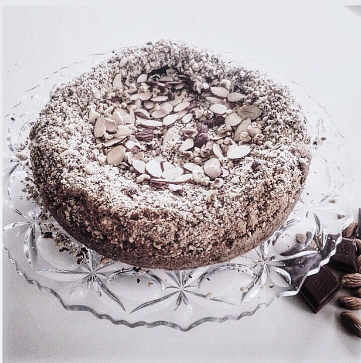 Cookie cake ♡