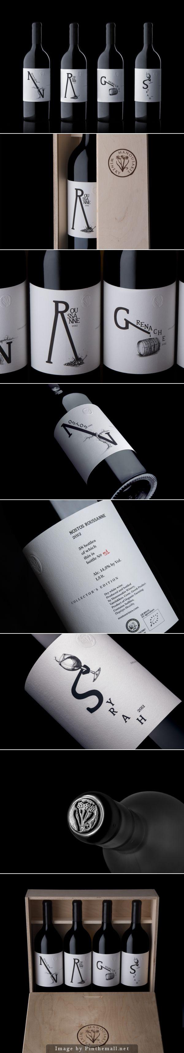 #design #packaging #label #wine