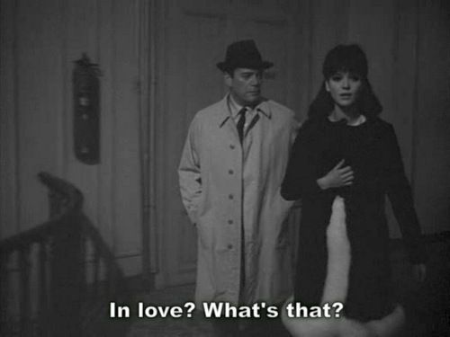 Enamorado? Que es eso?