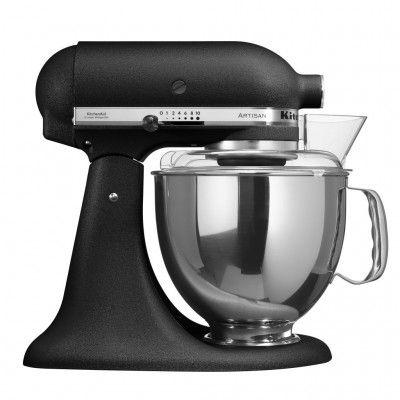KitchenAid 5KSM150PSEBK Keukenmachine Vulkaankwart