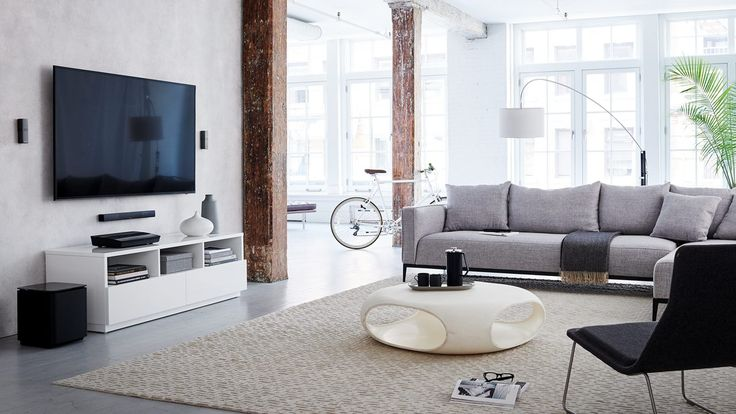 Enter audio nirvana with the Lifestyle 650 Home Entertainment system. This home entertainment system is Bose's most uncompromising 5-speaker home system.