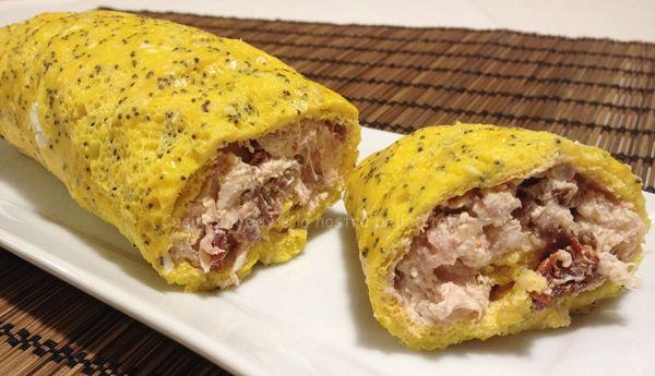 #Frittata ripiena #festadelpapà #pasqua #pasquetta #food #ricetta #gialloblog
