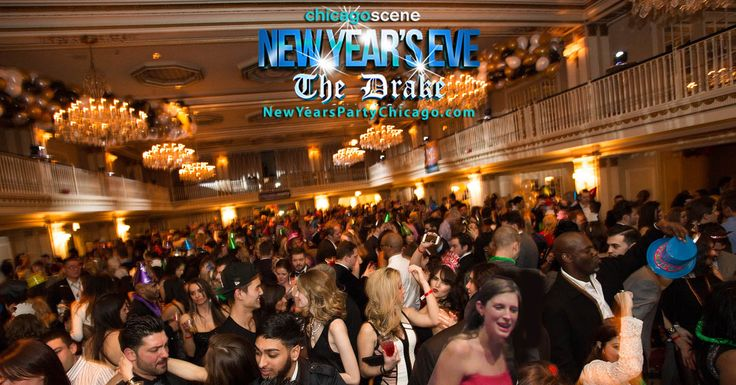 Best Chicago New Years Eve Party