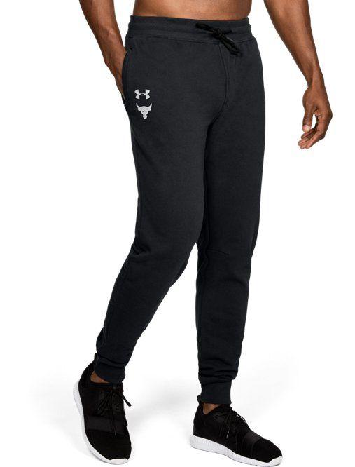 1ac652771a Men's UA x Project Rock UA Threadborne™ Fleece Joggers | Under ...