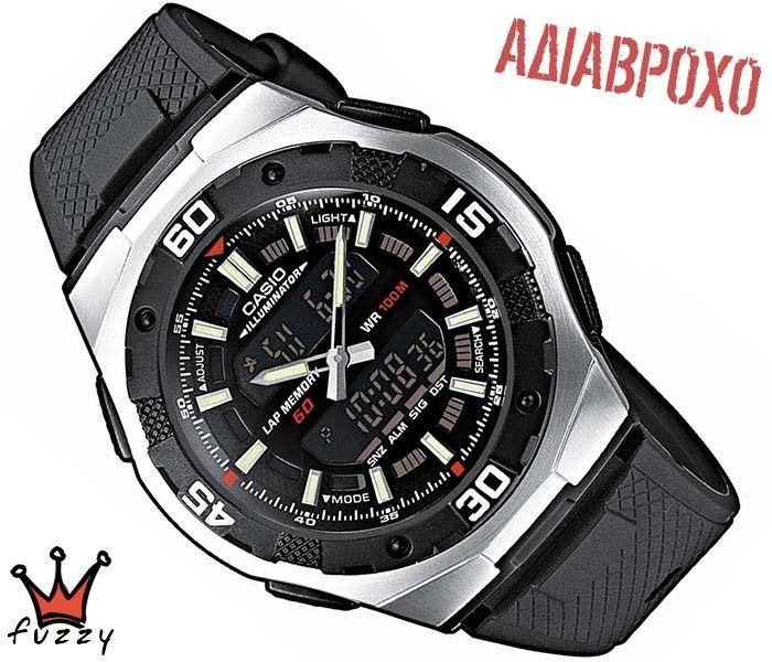 Ρολόι ανδρικό Casio (AQ-164W-1AVE)